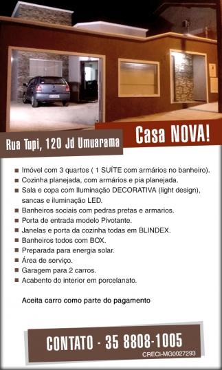 Minas Gerais - Tres Coracoes - Jardim Umuarama, Residencial -